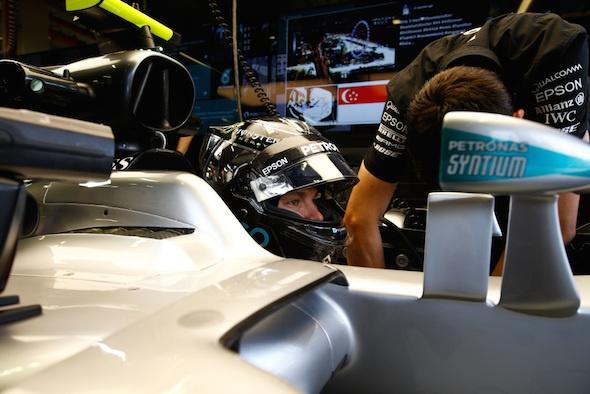 Nico Rosberg / Mercedes