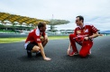 Vettel praised new track surface