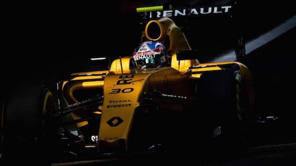 Jolyon Palmer / Renault
