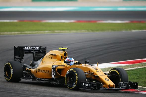 Jolyon Palmer (GBR) / Renault F1 Team