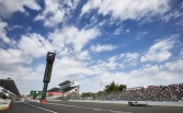 Mercedes set the pace on Friday sessions