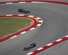 Hamilton beats Rosberg to Austin pole