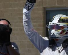 Hamilton cruises to 50th F1 victory