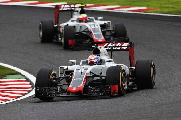 Haas F1 Team / LAT Photographic