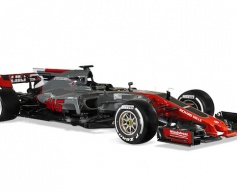 Haas presents its 2017 challenger