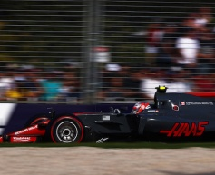 Haas disappointed with double DNF