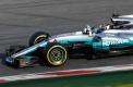 Mercedes wrap up pre-season testing
