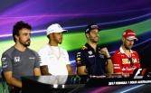 2017 Australian GP - Thursday Press Conference