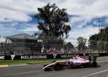 Force India enjoyed straightforward start