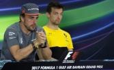 2017 Bahrain GP - Thursday Press Conference