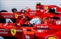 Ferrari scores front row lock-out