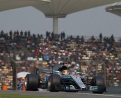 Hamilton wins the Chinese GP