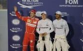 Bottas beats teammate for pole