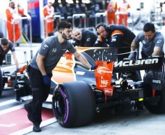 Vandoorne gets 15-place grid penalty