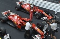 Did Ferrari favoured Vettel over Raikkonen?
