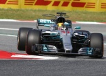 Hamilton unbeatable in Friday sessions
