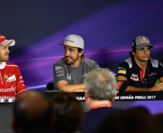 2017 Spanish GP - Thursday press conference