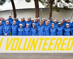 F1 volunteers to be celebrated in Barcelona