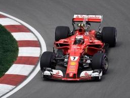 Hamilton and Raikkonen fastest in Friday sessions