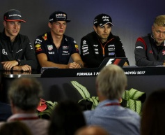 2017 Hungarian GP - Thursday press conference