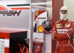 The best man won, says beaten Vettel