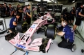 Force India shows strong qualifying performance