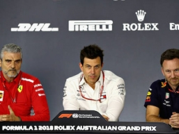 2018 Australian GP - Friday Press Conference