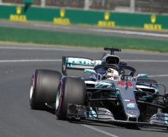 Hamilton tops first practice day of the season