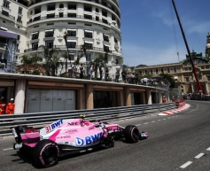 Force India scores double Q3