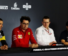 2018 Spanish GP - Friday Press Conference