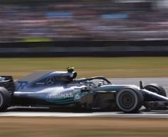 Mercedes' in-season development race