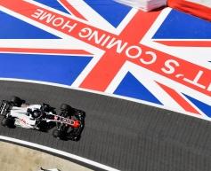 2018 British GP in pictures