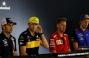 2018 German GP - Thursday Press Conference