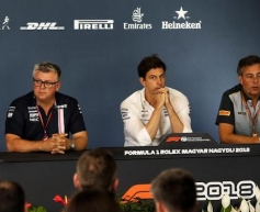 2018 Hungarian GP - Friday Press Conference