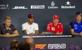 2018 Singapore GP - Thursday Press Conference