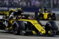 Double points finish for Renault