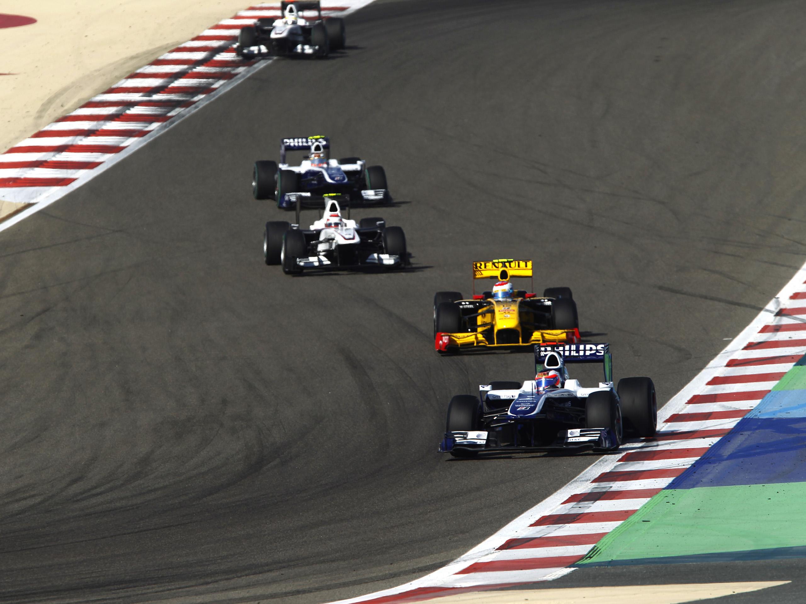 Bahrain GP under threat?