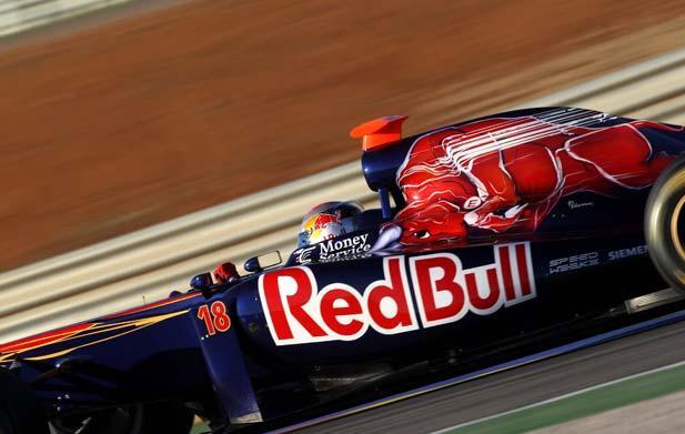Jerez day one: Toro Rosso report