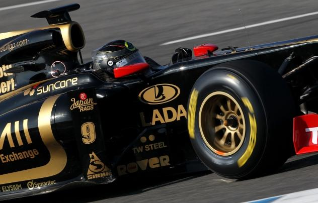 Substitute Heidfeld tops Jerez Day 3