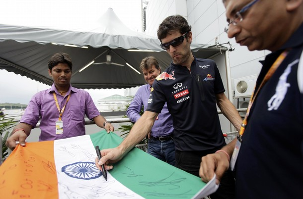 India to host two races?