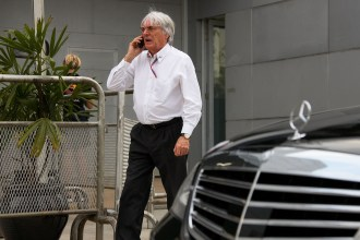 Ecclestone would welcome Mosley comeback