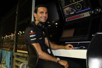 De la Rosa: F1 must accept move away from Europe
