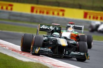 Fernandes hints at Team Lotus name change