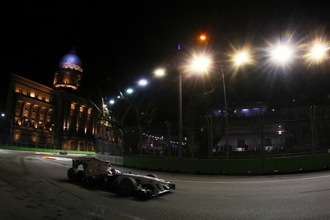 'No chance' hazy Singapore GP will be cancelled
