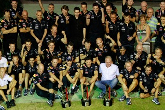 Red Bull can drop point and still win team's title