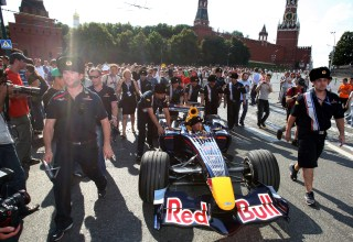 F1 could move from Sochi to Moscow in future