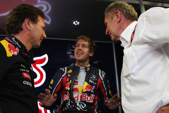 Horner has new Red Bull deal 'until 2017' says Marko