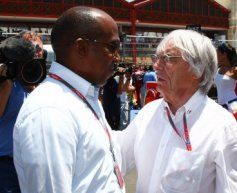 Ecclestone: split with father 'a disaster' for Hamilton