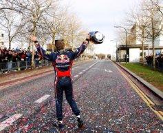 Vettel and Red Bull in running for Laureus prizes