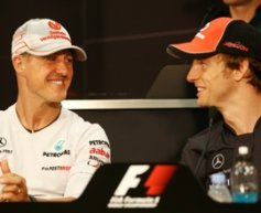 Schumacher and Button to race each other at ROC